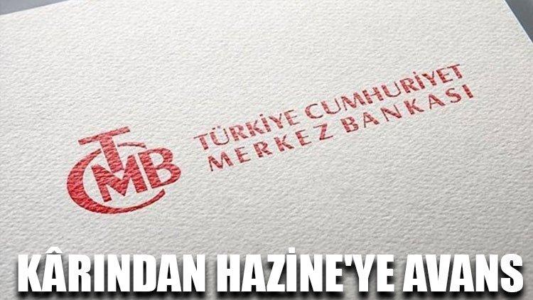 RT @halktvcomtr: Merkez Bankası kârından Hazine'ye avans  https://t.co/RfmKH9y9MK https://t.co/XQ2KJrEtgq