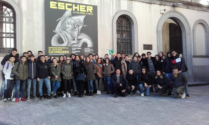 Ultimo weekend per la mostra di Escher: raggiunte 7mila visite Photo