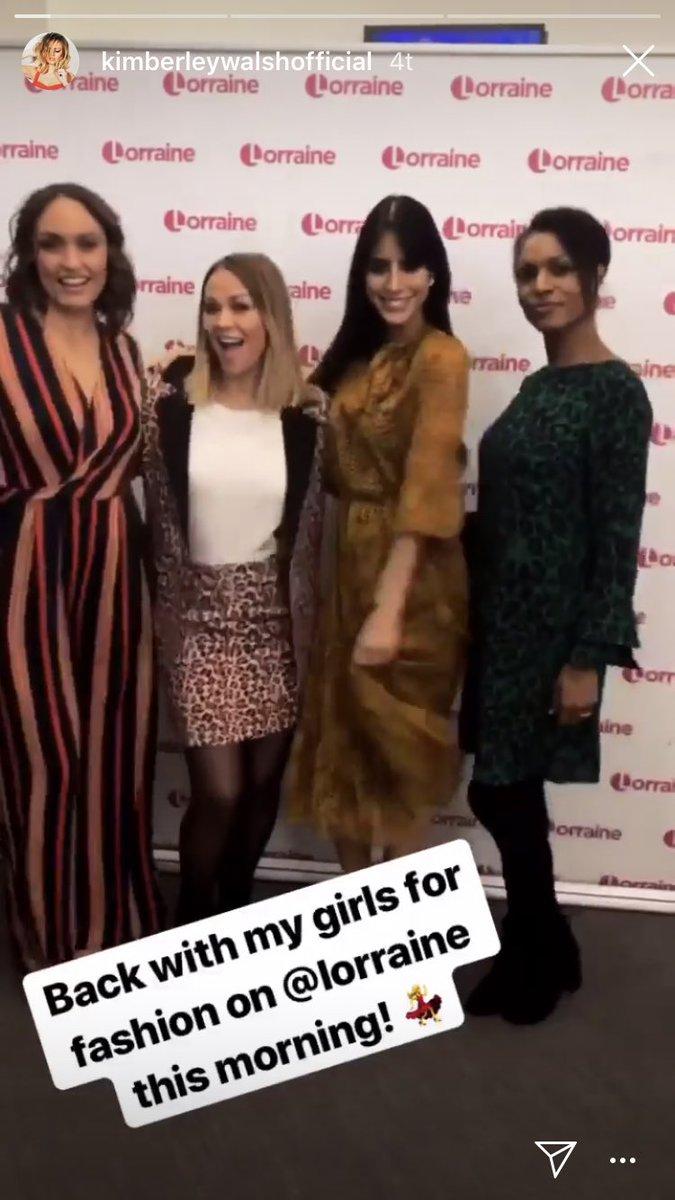 Girls Aloud look different https://t.co/EgzD4Gtcb2