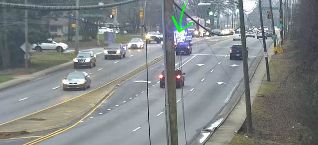 Disabled vehicle - Sugar Creek Rd NB before I-85, left lane blocked #clttraffic #clt<br>http://pic.twitter.com/tK1pyFvQgE