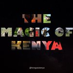 Image for the Tweet beginning: No words can describe #TheMagicOfKenya