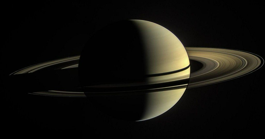 Saturn is ancient, but its rings are only as old as the dinosaurs https://t.co/JcKZDv8dov