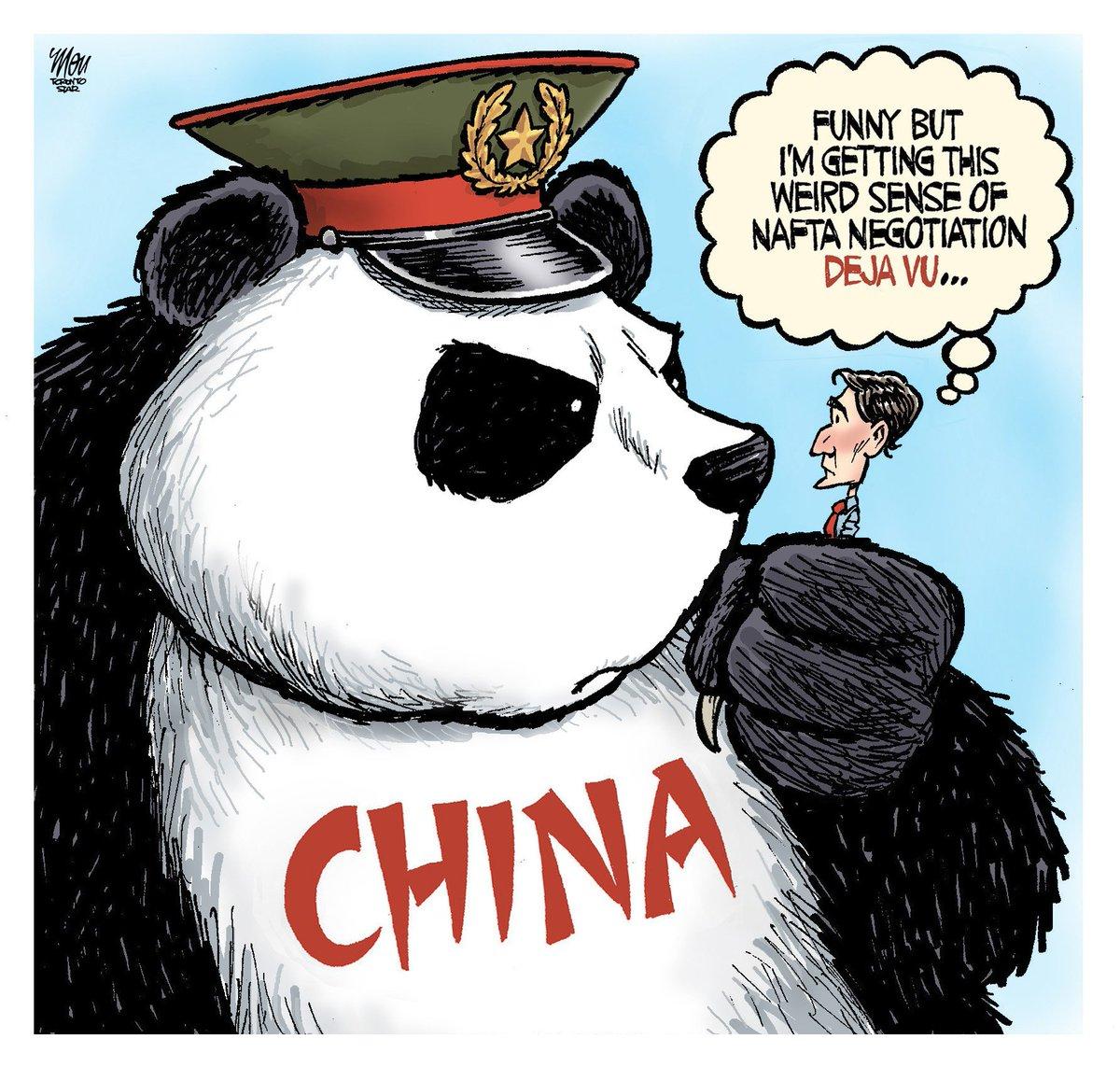 Here's today's #China cartoon in @TorontoStar #cdnpoli
