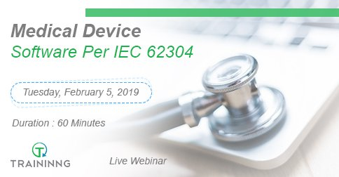 #medicaldevice #Software Per IEC 62304 https://www.traininng.com/webinar/medical-device-software-per-iec-62304--200610live?twitter_seo … @compliance4all @GCPanel @MentorHealth1 #FDA #Quality #compliance @TrainHR1 #HumanResources #Leadership #Operations #supervisor #webinars #risk #Medical #business