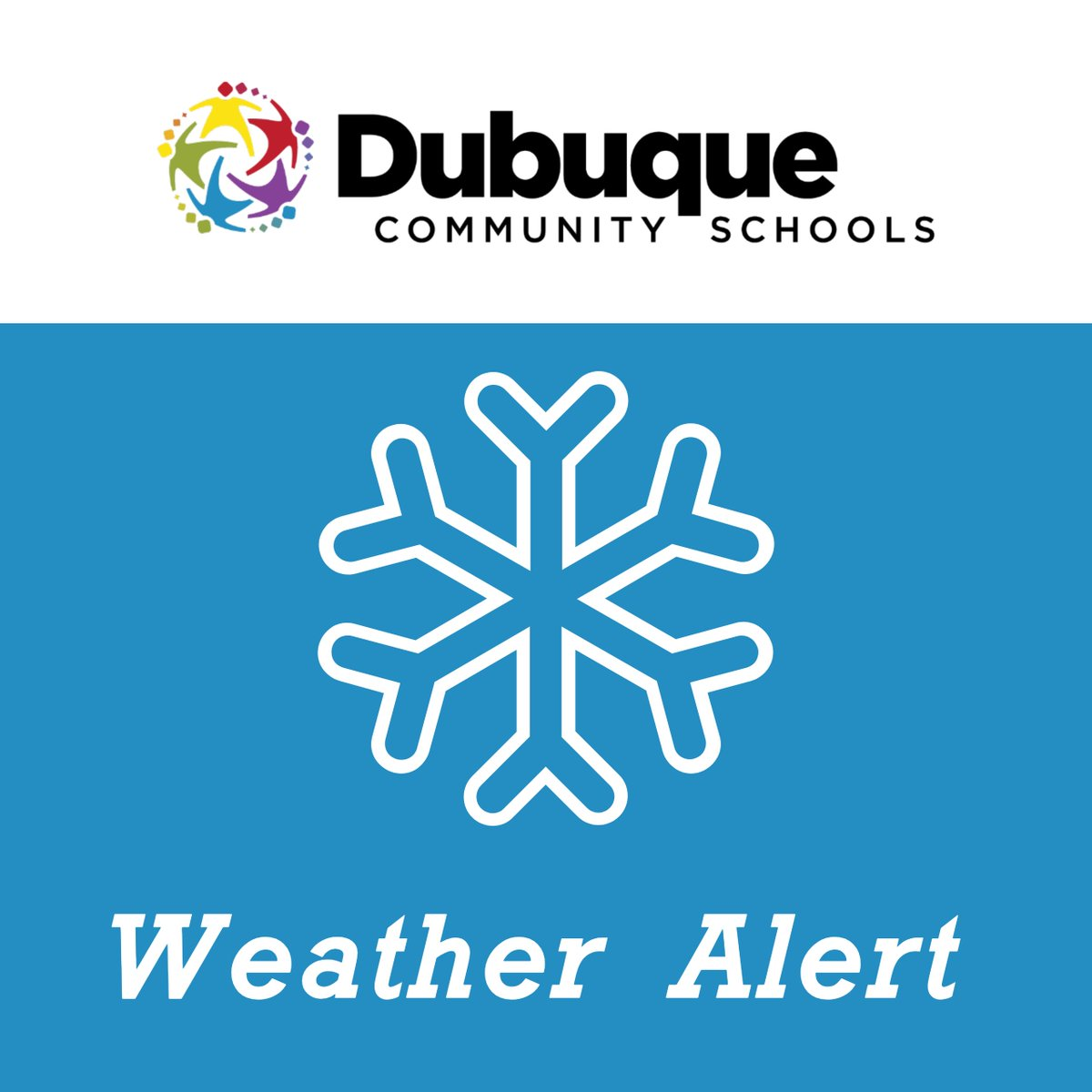 Dubuque Schools's photo on Today is Friday