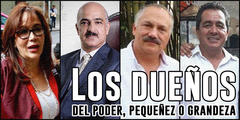 RT @ELPINERO: #RELEVANTE�� #VERACRUZ: Los dueños del poder, pequeñez o grandeza https://t.co/RK6aDfkoBP https://t.co/BMabnia6WH