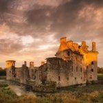Image for the Tweet beginning: Caerlaverock #Castle, a unique medieval