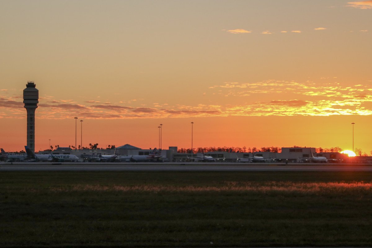 Orlando International Airport's photo on Hello Friday