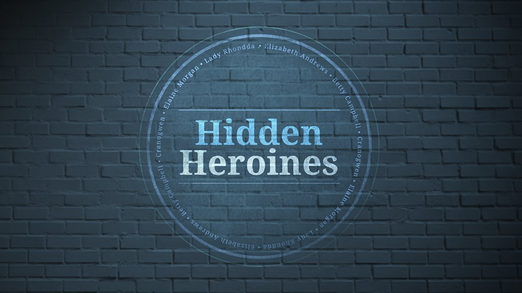 Thanks for voting! The winner of the #HiddenHeroines vote will be announced tonight, live on @BBCWalesToday!