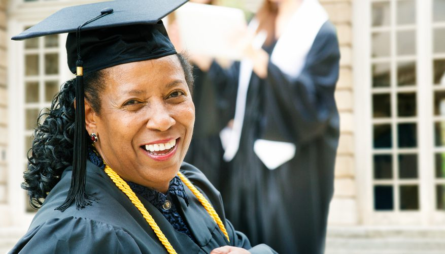 Growing numbers of people in their 50s and 60s are going back to college. Here's why... http://ow.ly/d5j450kd4yJ #college #advanceddegree #masters #bachelors #over50 #aarp #adults #degree #backtoschool #tuition #learning #growth #lifechange #careerchange