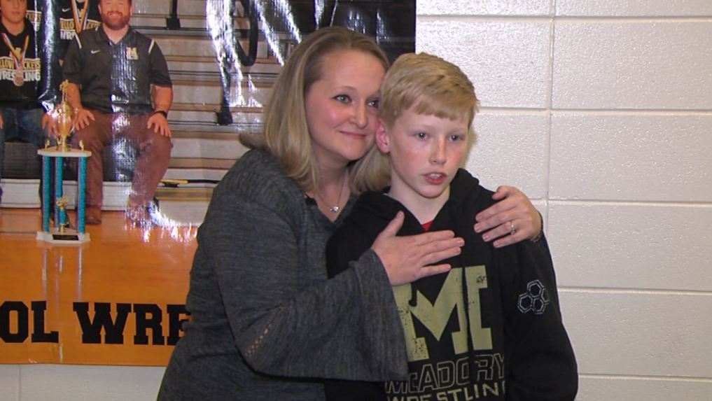13 year-old saves mother with lesson she taught him more than 5 years ago  https://t.co/Fs7D0z52yo