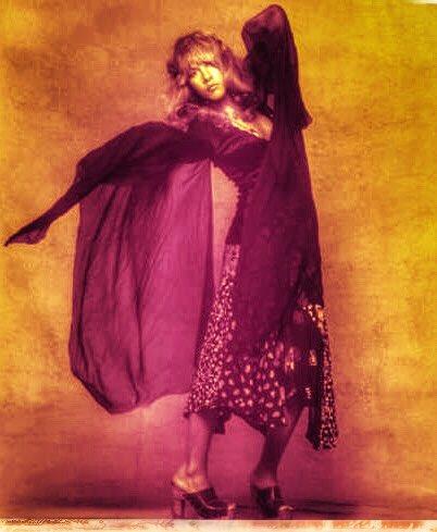 Sunrise Witch  #StevieNicks #FleetwoodMac #beautiful #vintage #70s #80s #follow #ChristineMcVie