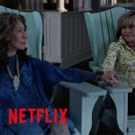 Grace & Frankie Twitter Photo