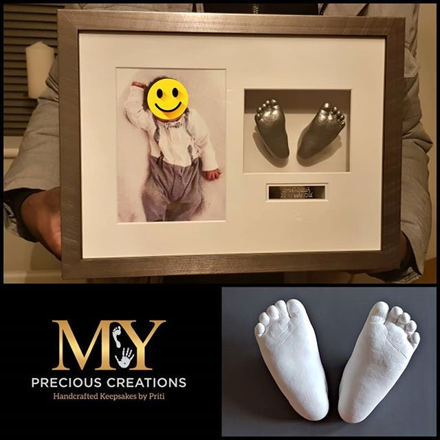 Dad said he has already grown so much, glad to have captured their Prince at 10 weeks old. #mypreciouscreations #wolverhampton #birmingham #3dcasting #feet #babyfeetcasting #feetcasting #newbornboy #babyboy #10weeksoldbaby #10weeksold #newbornbaby #capture #ourprince #ourboy…pic.twitter.com/p8244NRPFo