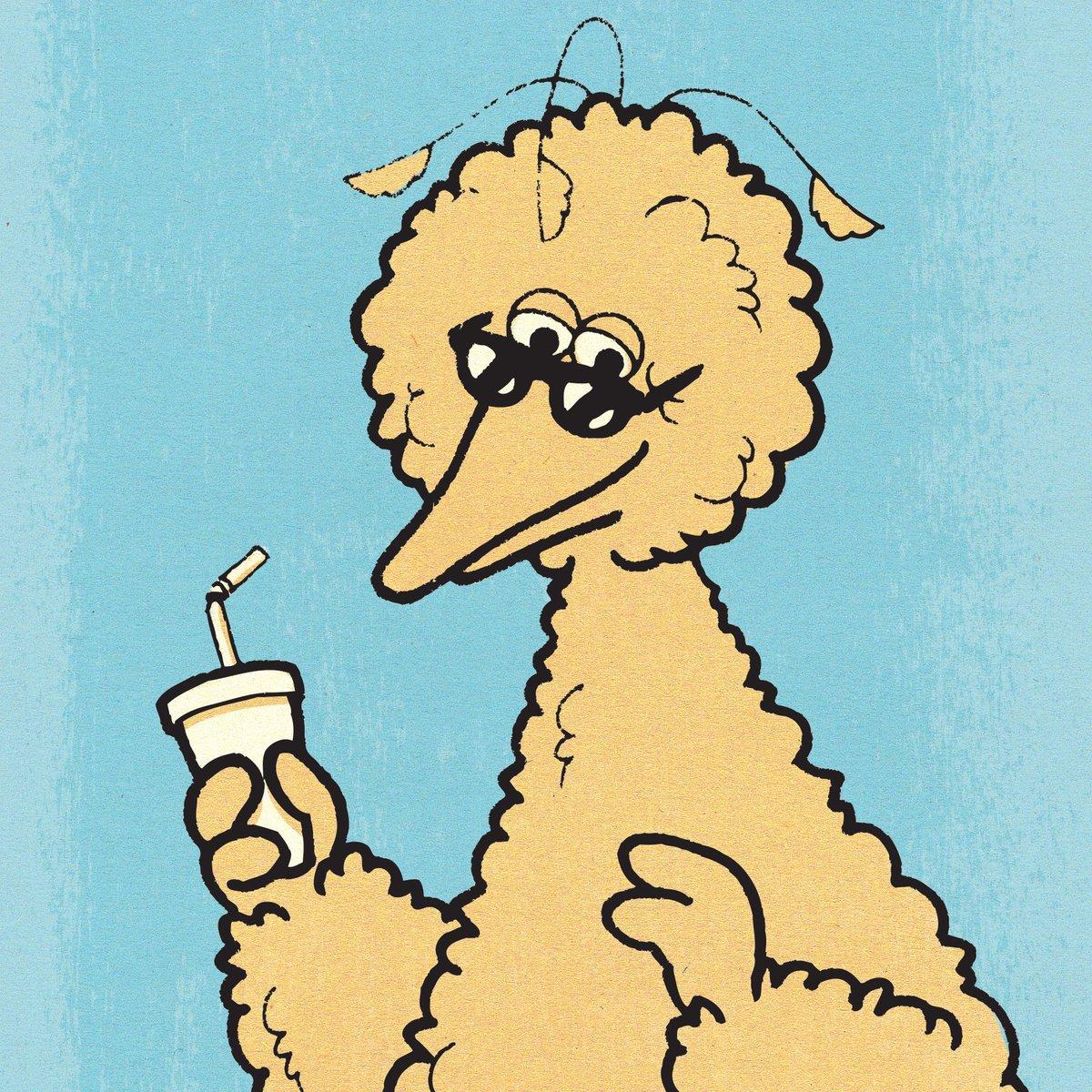 Sesame Street's photo on Hello Friday