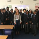 Image for the Tweet beginning: Year 10 students took part