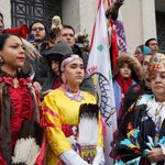 #IndigenousPeoplesMarch Twitter Photo