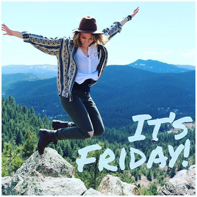 What fun are you having this weekend? http://www.thisgoodlife.us #fridaymorning #tgif #itsfriday #friday #friyay #happyfriday #weekendvibes #pin http://bit.ly/2TZlMnX