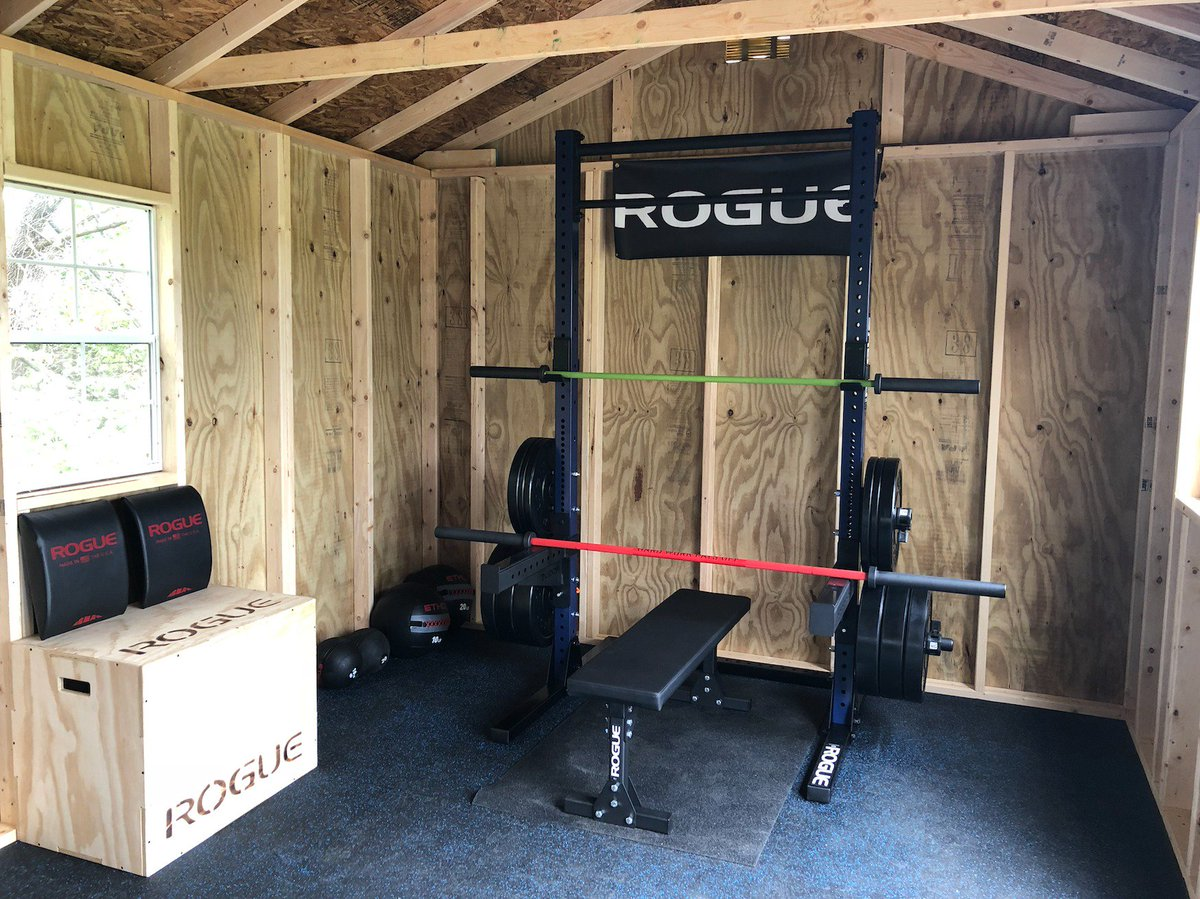 Rogue equipped garage gyms photo gallery rogue europe