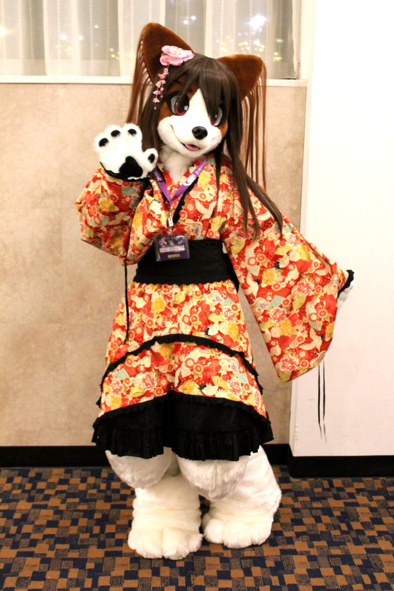 しぇっと君🇯🇵's photo on #FursuitFriday