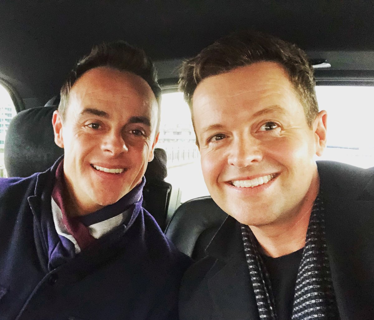 #BGT 2019. Audition day 1. The boys are back in town!