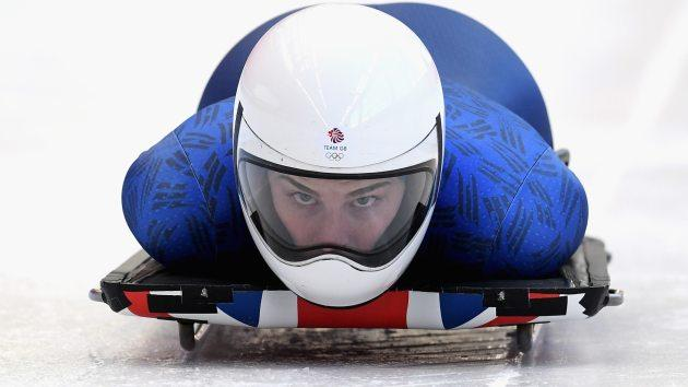 The skeleton ❄️ action is underway in Innsbruck, with Olympic medallist @skeletonlaura almost ready to go 💪  Check out how she gets on, along with fellow Brits 🇬🇧 @MadelaineESmith and @KimMurray88  👇  https://t.co/ZxI3DnIMyg