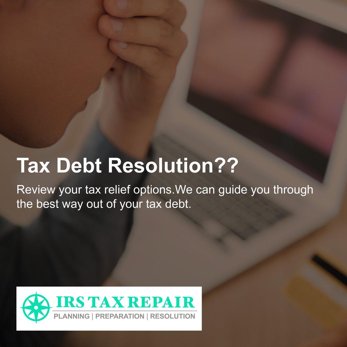 IRS Tax Repair on Twitter: