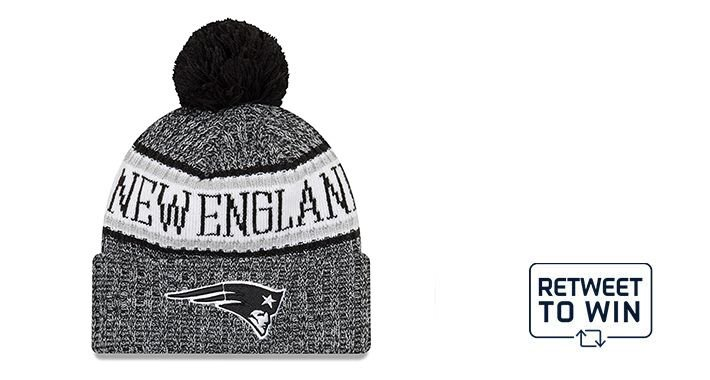 Kicking off Championship Weekend with #PatsHatFriday!  RT to enter to win a #Patriots knit @NewEraCap. Rules: https://t.co/yY7Pbuyvc2