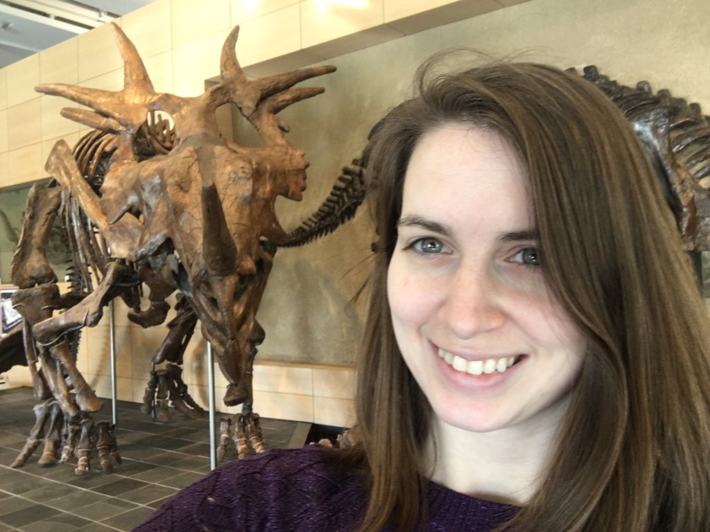 Erika Anderson's photo on #FossilFriday