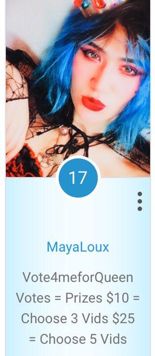 XxMayalouxX photo