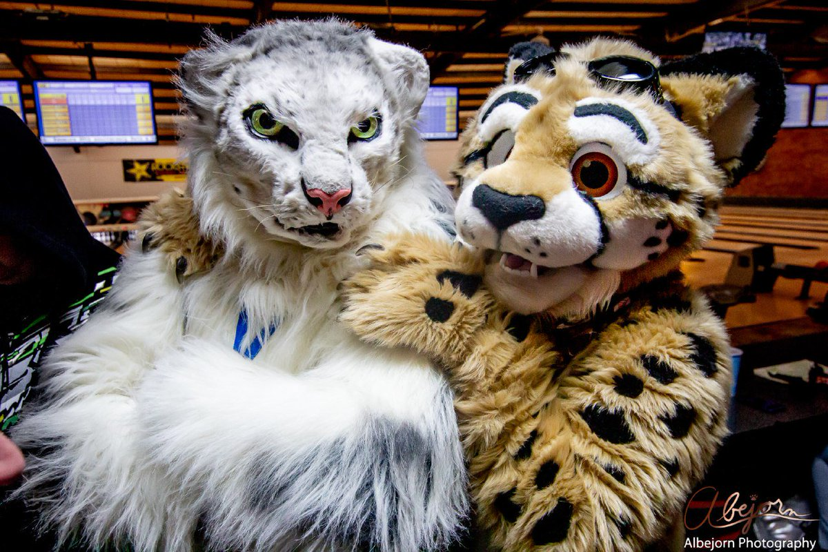 Hugs + Coffee = Chee 🔜 ANE!'s photo on #FursuitFriday