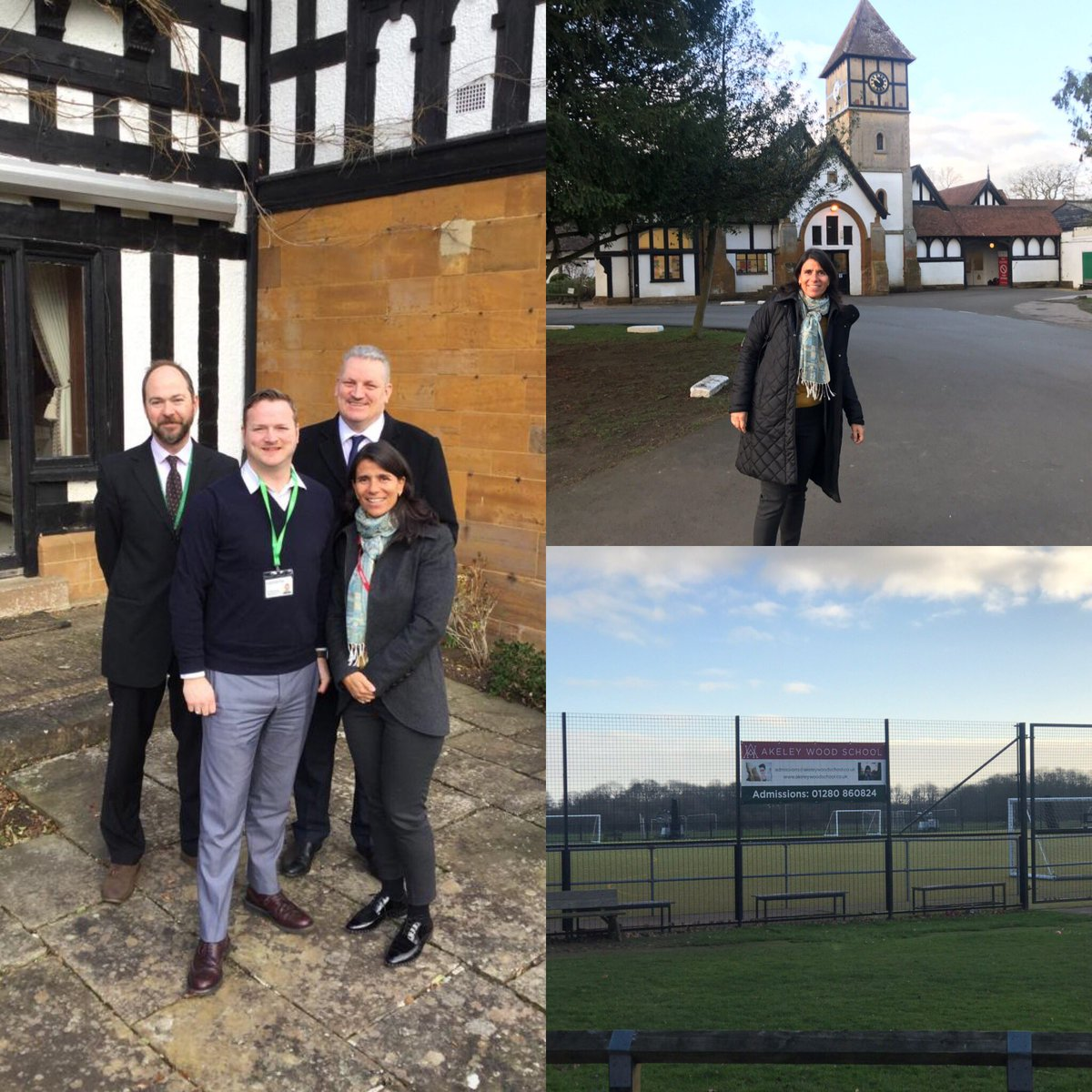 We have loved having you in the UK this week visiting @CognitaSchools - you are welcome here any time as Chile really isn't that far away! #CognitaWay
