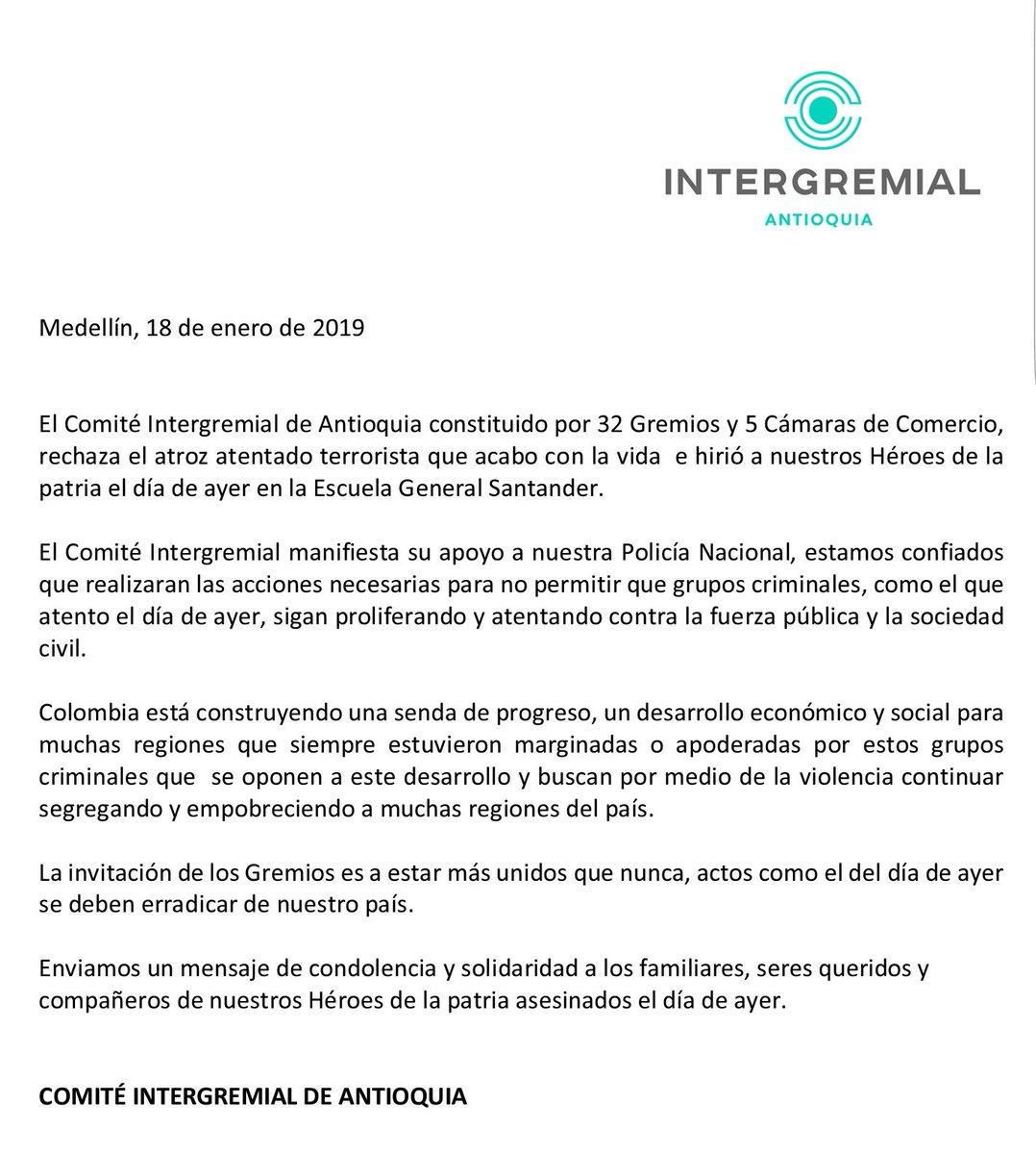 Comité Intergremial's photo on Comité