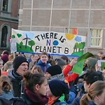 #Klimastreik Twitter Photo