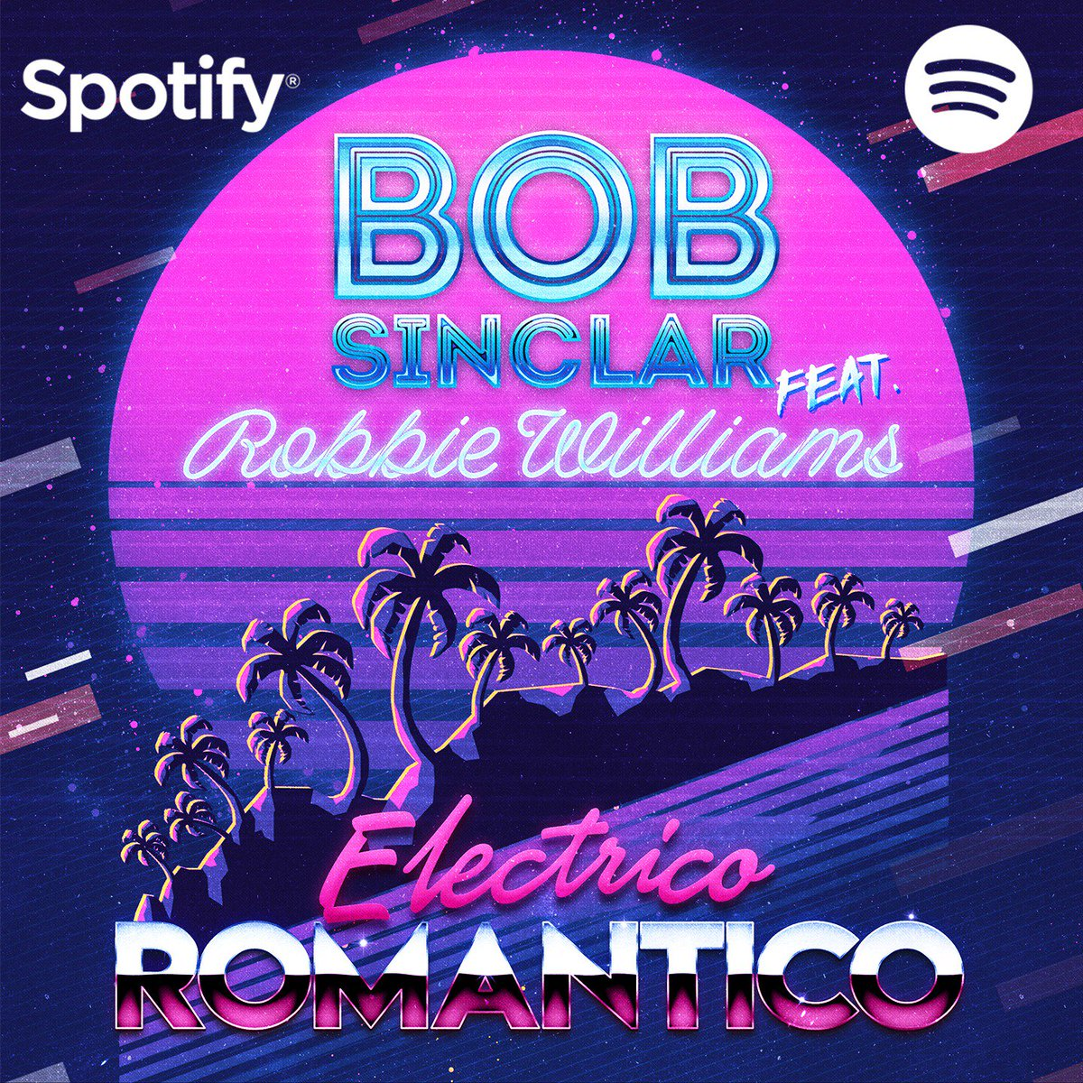'Electrico Romantico' is OUT NOW!! 🔥 Thanks @Spotify for including the track in New Music Friday!!  https://t.co/gCMj381RSy