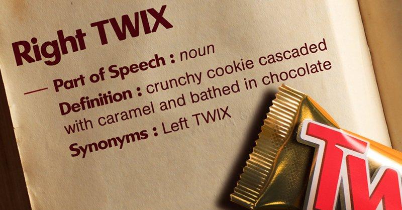 TWIX® on Twitter: