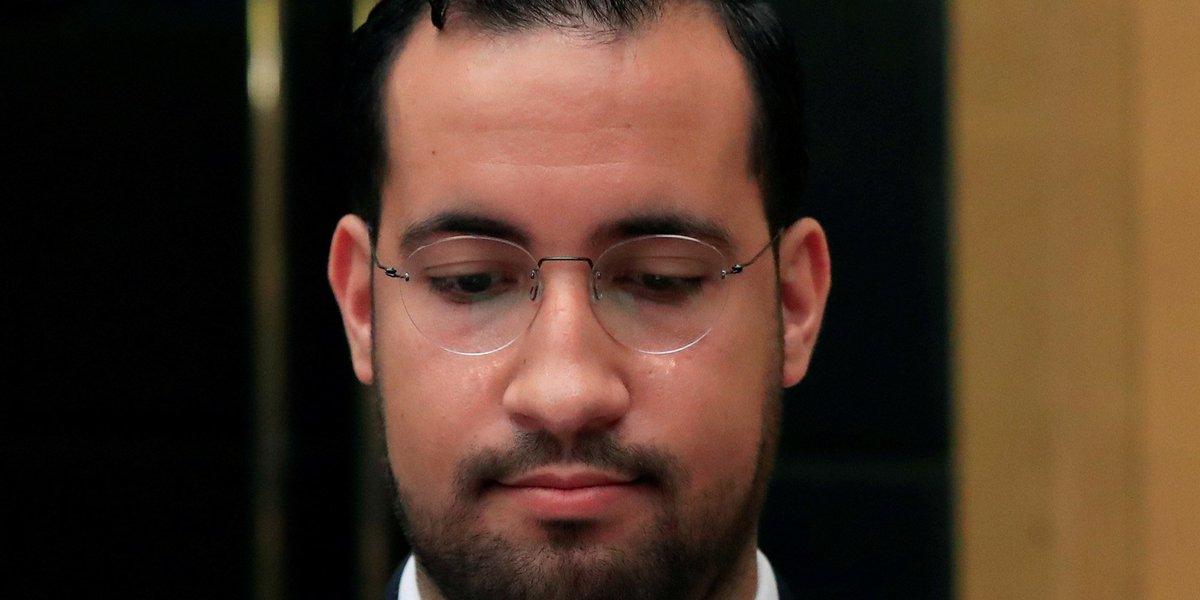 Alexandre Benalla mis en examen dans l'enquête sur ses passeports https://t.co/DlY7pu9Fk4