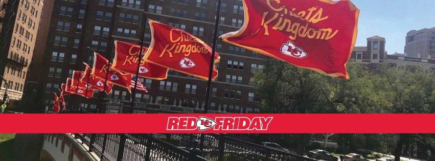 Kansas City, MO's photo on #RedFriday