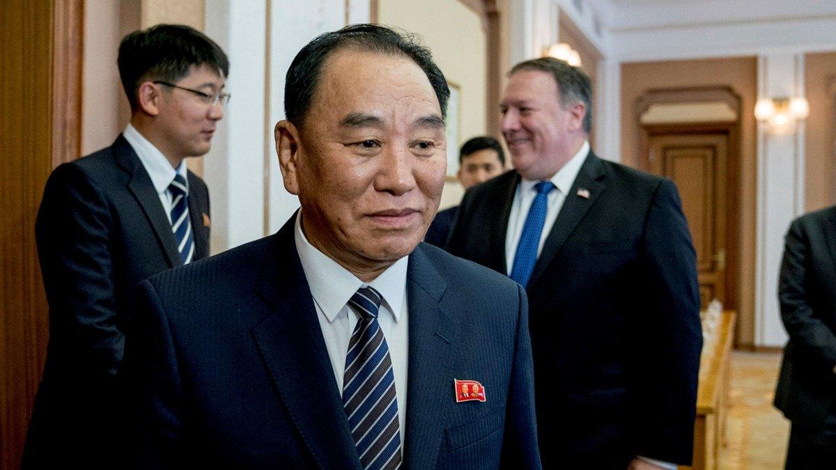 North Korean envoy meets with Pompeo on U.S. visit https://reut.rs/2DlrYBr
