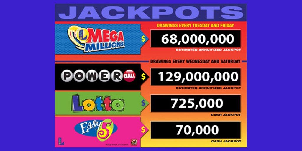 Louisiana Lottery's photo on #PowerBall