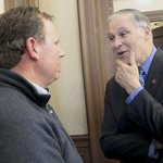 Image for the Tweet beginning: Washington @GovInslee highlighted Wednesday a