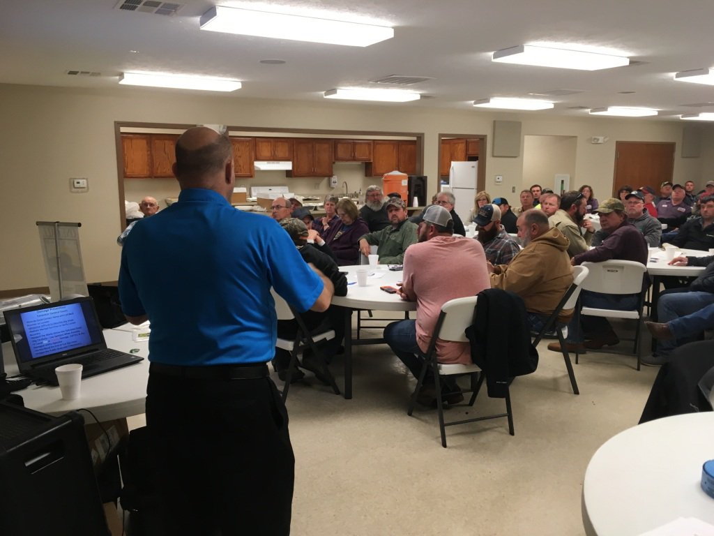 Kansas 811 held contractor meetings this week in Girard, Independence, Lawrence, and Ottawa. The…