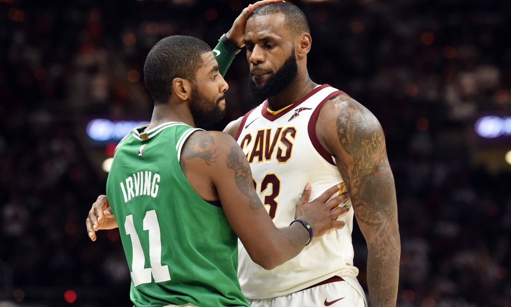 🚨NEW #CELTICSBEAT PODCAST: @Pflanns!🚨  Diving DEEP on Kyrie Irving's comments, why he called/publicized chat with LeBron James, his Boston future, #Celtics chemistry issues, and how Brad Stevens can fix this.  LISTEN: https://youtu.be/8Pw2xIEdT_k   SUBSCRIBE: https://itunes.apple.com/it/podcast/celtics-beat-covering-nba-boston-celtics-clns-media/id908834698?mt=2#episodeGuid=5602b40b820045db98cf43241a65d38c …