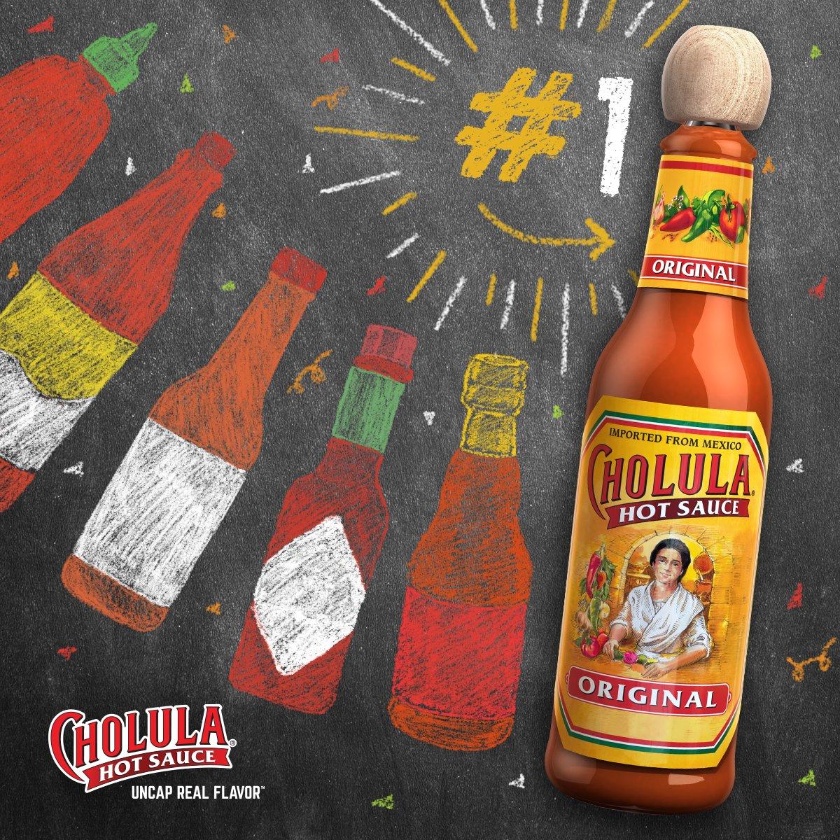 Cholula Hot Sauce Cholulahotsauce Twitter