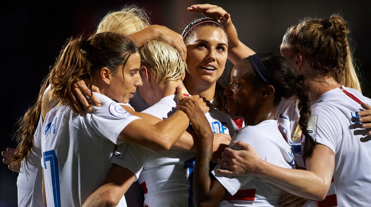 Who will go to France this summer? With the #USWNT kicking off its tour de preparation, @AviCreditor looks at who's in frame for a Women's World Cup ticket https://t.co/WXfv1pvgmf