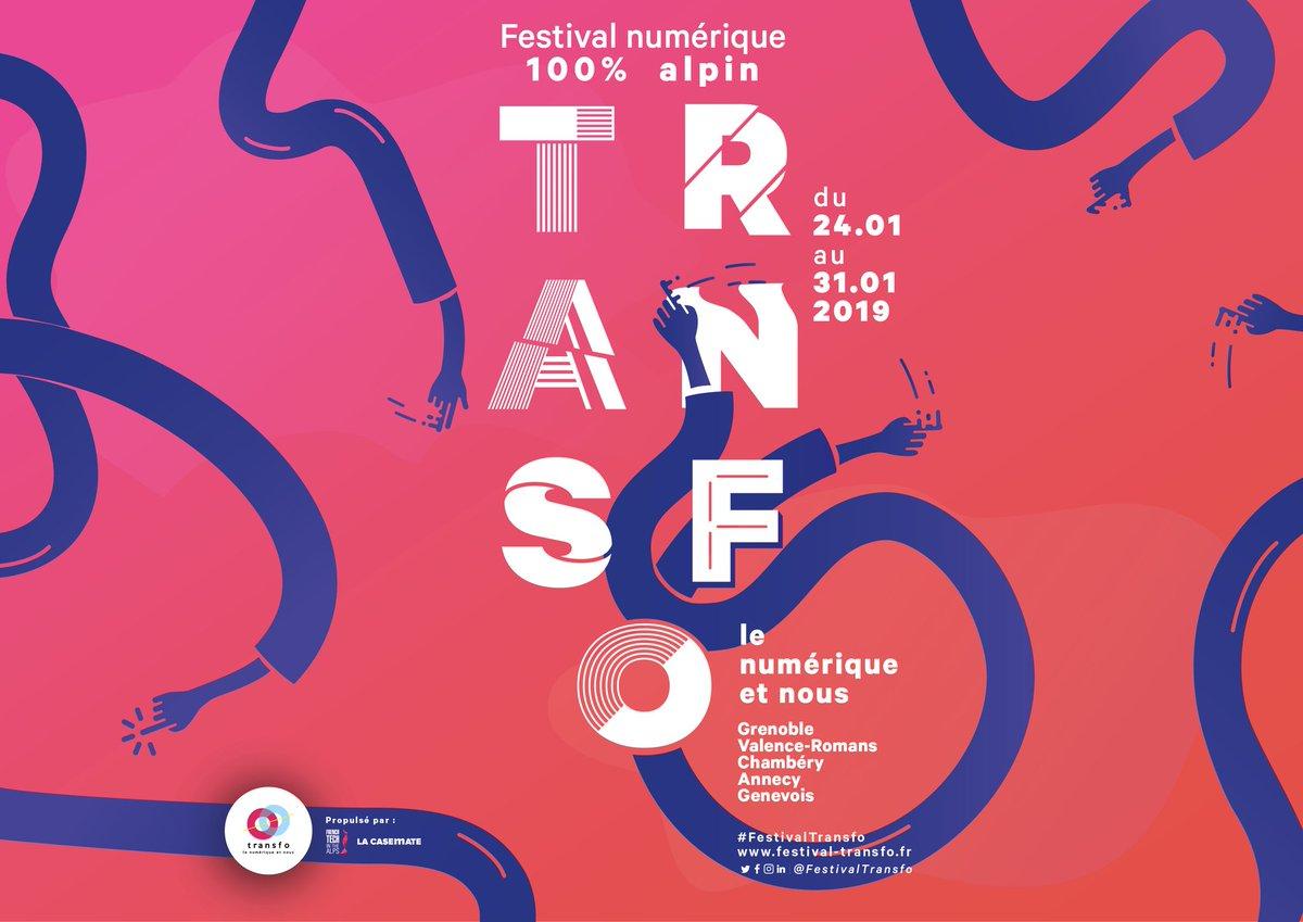 [#VersUnMétier] Dans le cadre du @FestivalTransfo #Grenoble, #poleemploi vous donne RDV pour 2 réunions d'information sur le secteur #digital  25 janv ➡️ https://t.co/yCEO7cjU0C 29 janv ➡️ https://t.co/5AgbLAJqWm #transfonum #FestivalTransfo #numérique #AvecPoleEmploi https://t.co/qM4gdo7DOc