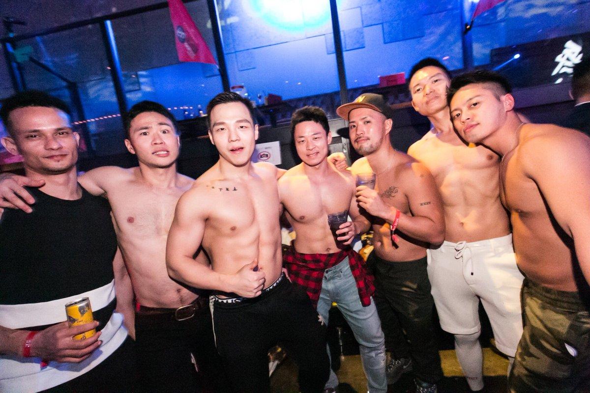 OSAKA〓NUDE JAPAN〓 on Twitter: OSAKA men only gay night