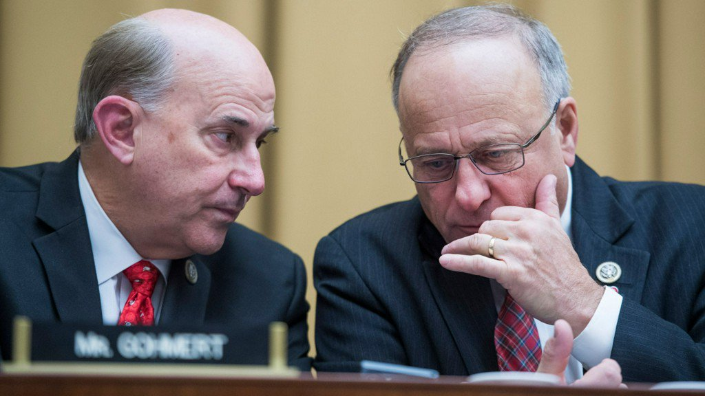 Rep. Louie Gohmert is Steve King's ally in white nationalism https://t.co/AmctWqAPaW
