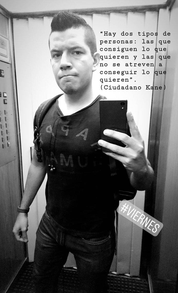 Pablo Santillan 💚's photo on #ViernesDeCaraTapada