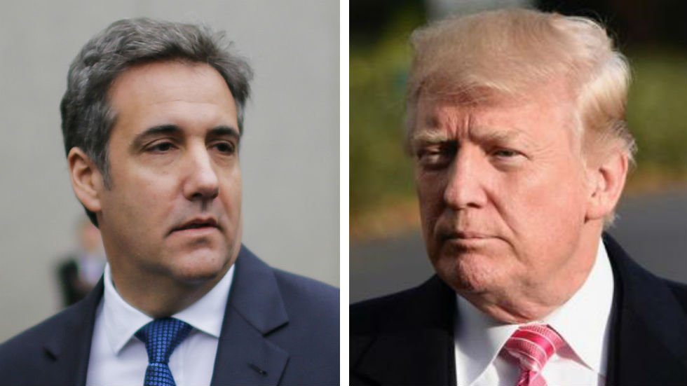 #BREAKING: Trump attacks Cohen after report that Trump told Cohen to lie to Congress https://t.co/ZxiNwEF3oK